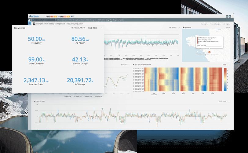 qantum data monitoring