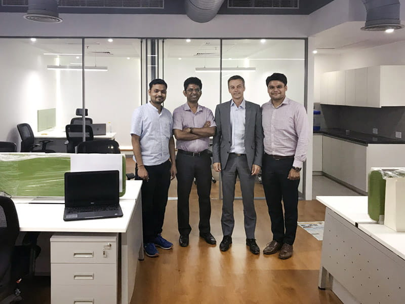 QOS Energy Indian Office