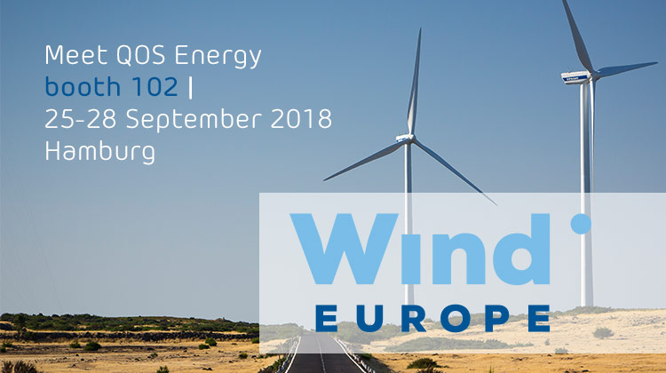 Qos Energy will attend the Global Wind Summit