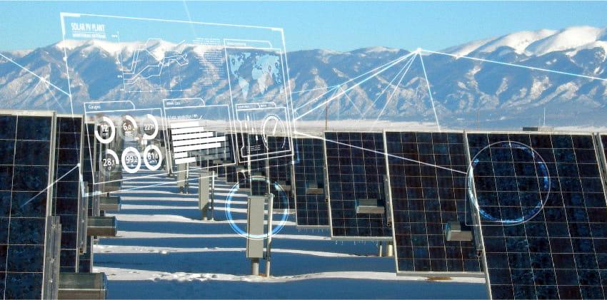 Data Science insights Solar pv farm