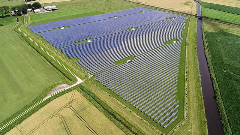 Solar PV Plant Ensibo