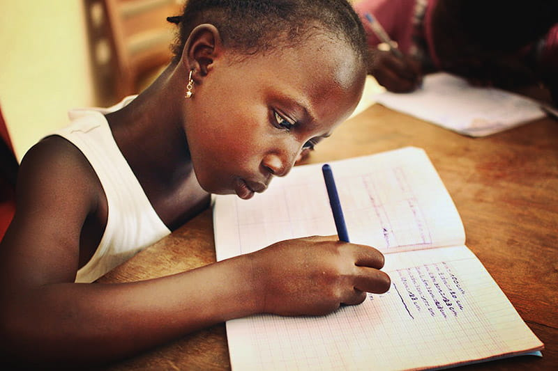Synergie Solaire - Education in Burkina Faso