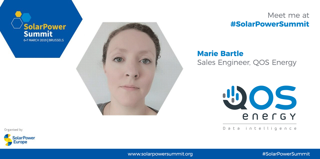 Marie Bartle - Sales Engineer QOS Energy