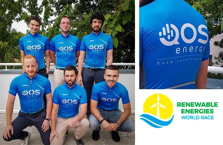 Team QOS Energy - Renewable Energy Race