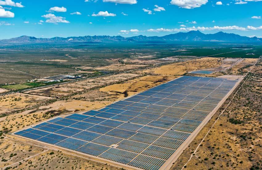 Coronal Energy Avalon Solar plant