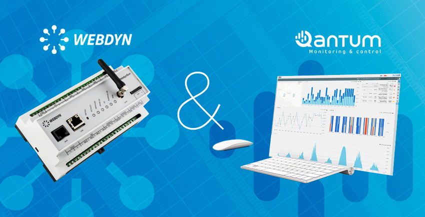 Qantum and Webdyn partner to deliver turnkey solution for monitoring solar rooftops in India