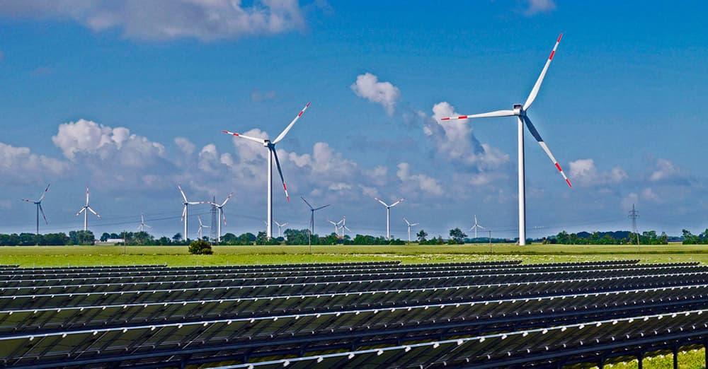 Solar wind cost effectiveness