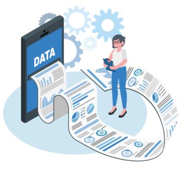 Qantum data analytics