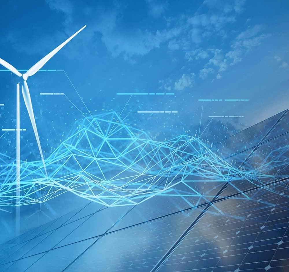 Digitalisation of renewables