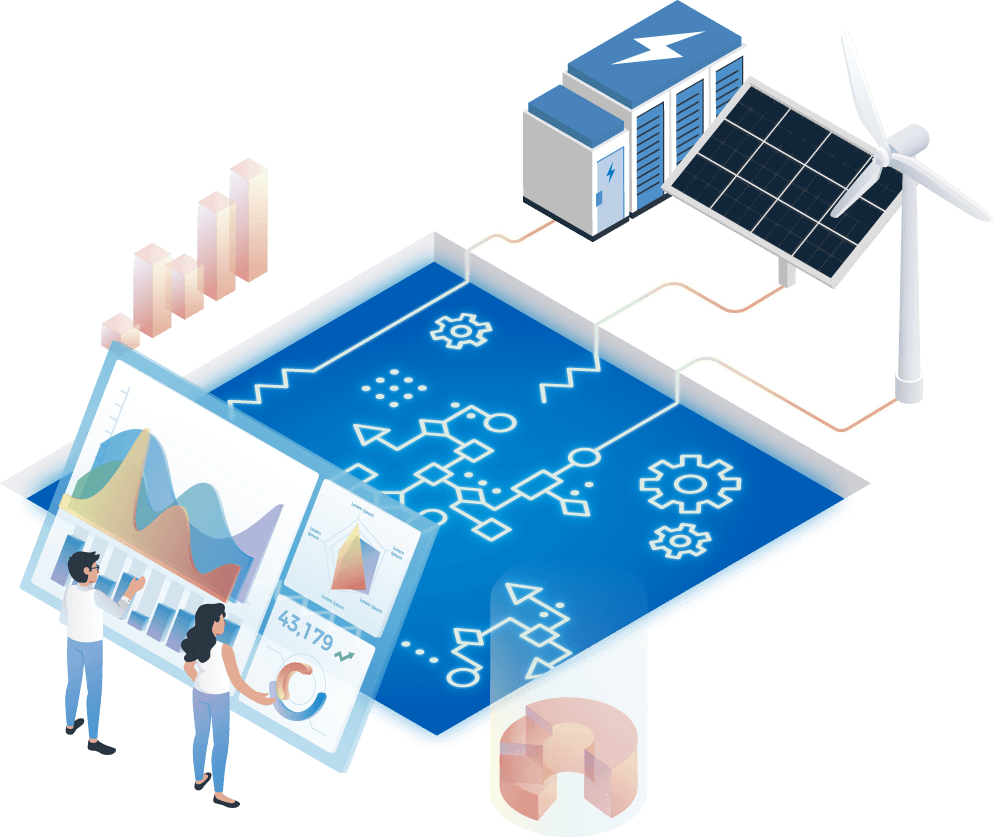 solar wind data monitoring solution